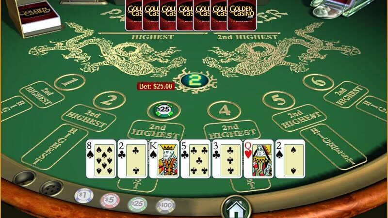 Pai Gow Poker Online: Tired Of The Usual Card Game? – Play Ancient China Poker!